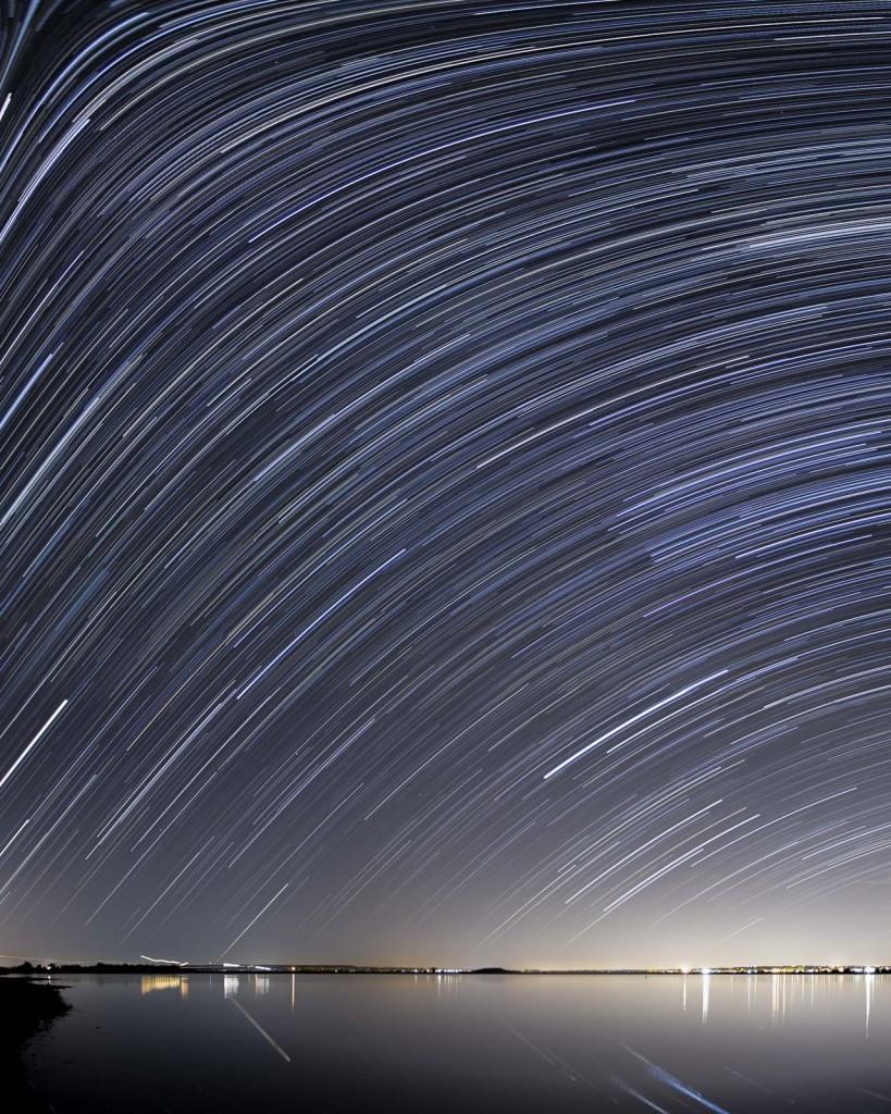 Boulder reservoir stars