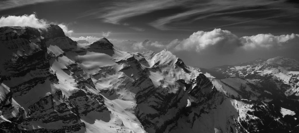 Glacier3000 Swiss Alps