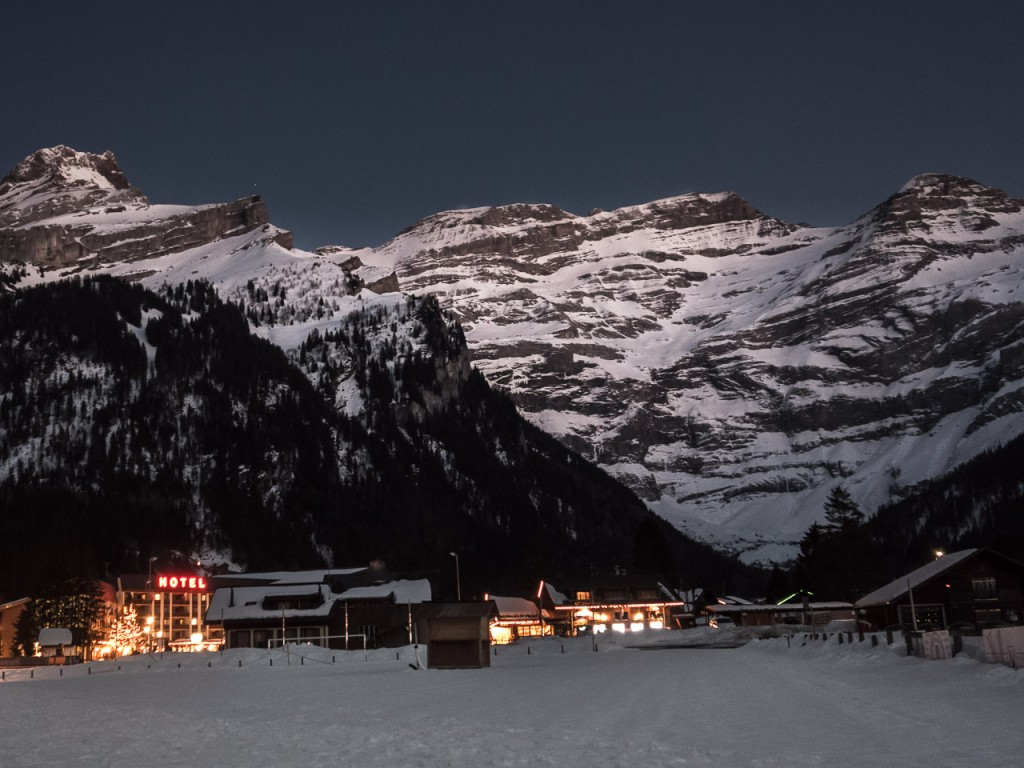 Les Diablerets Switzerland