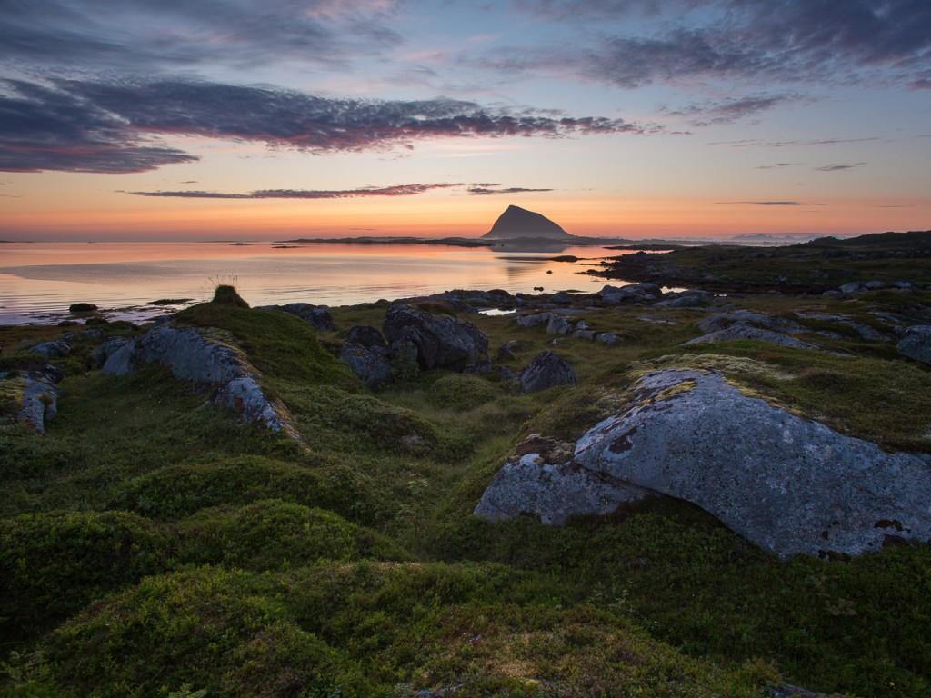 Lofoten islands dawn