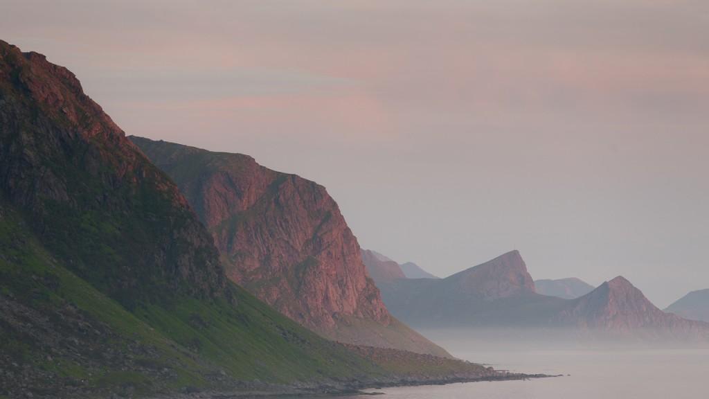 Lofoten twilight