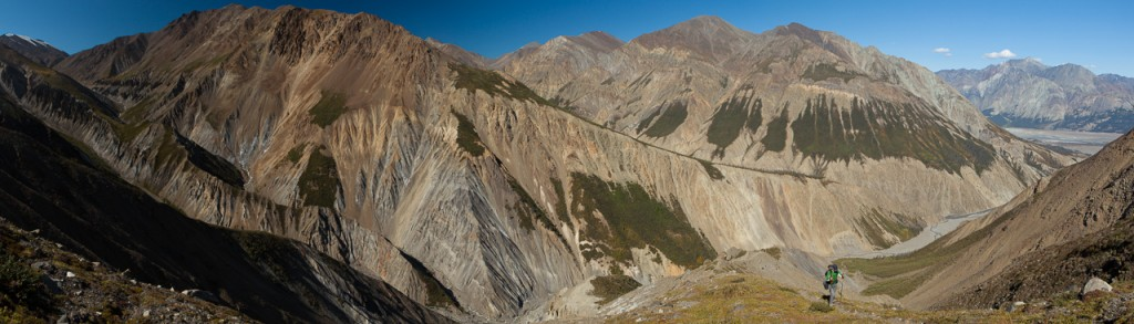 Columbia Creek Kluane