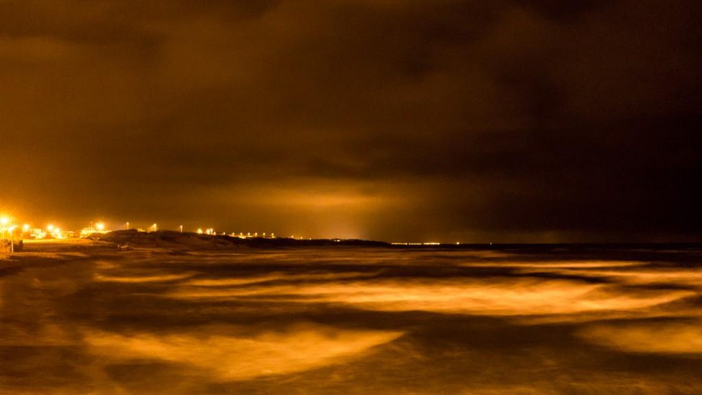 Storm, Campomarino, Italy