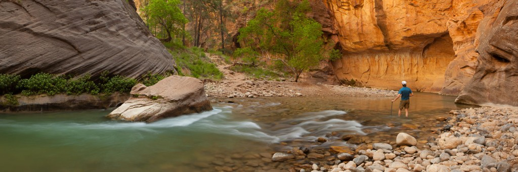 Virgin River, Zion Narrows
