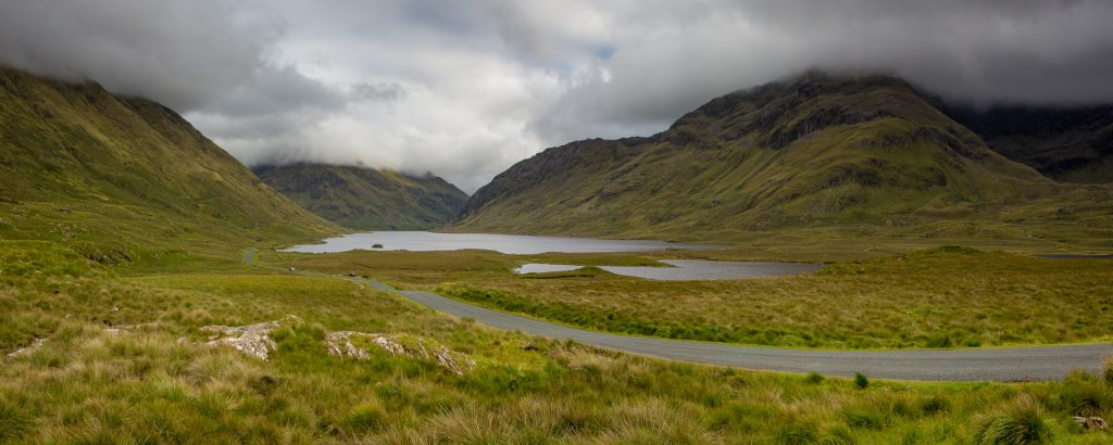 Doolough valley, County Mayo